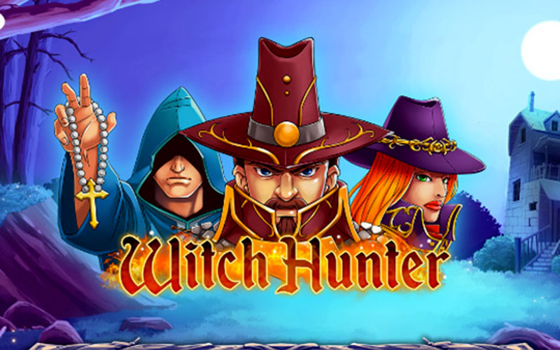 witch hunter slot machine