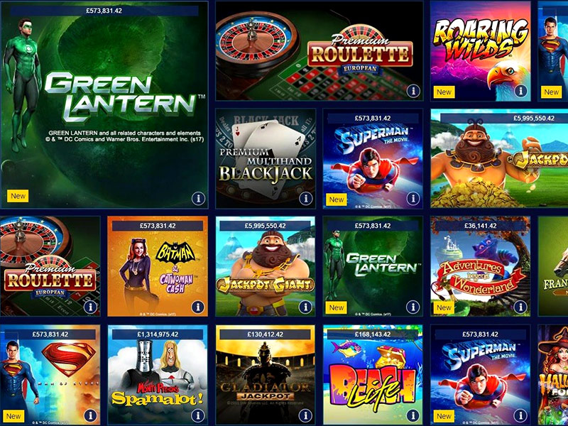 william hill casino bonus slot