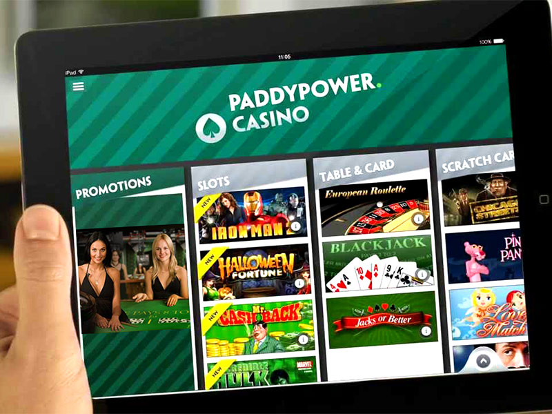 recensione paddy power casino