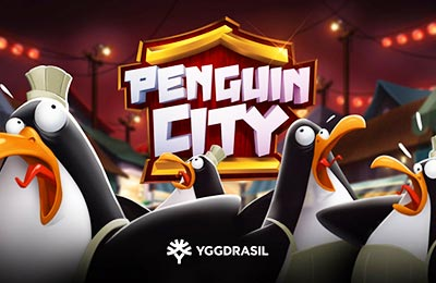 penguin city slot 3d gratis